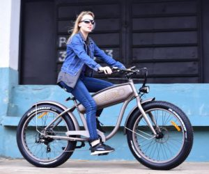 Beach Cruiser Electric Bikes