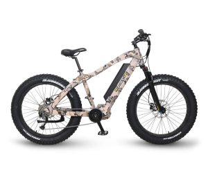 QuietKat 1000W Backcountry Electric Bike