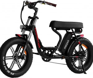 Addmotor MOTAN 20 inch Fat Tire 750W E bike